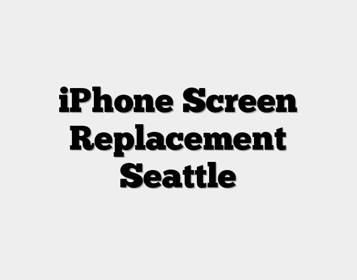 cracked ipad screen repair seattle