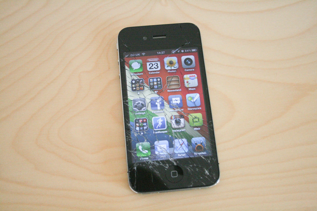 iPhone digitizer replacement in seattle